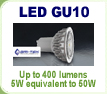GU10 - 5W Dimmable LED Lamp