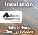 Hemp Insulation Panels