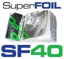 SF40 Multi-Foil Insulation