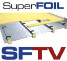 SuperFOIL SFTV  (50m roll)