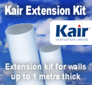Wall Extension Kit