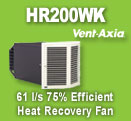 Vent-Axia HR200WK