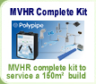 MVHR Complete Kit - Small