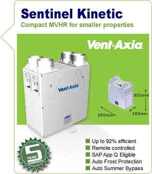 Vent-Axia Sentinel Kinetic