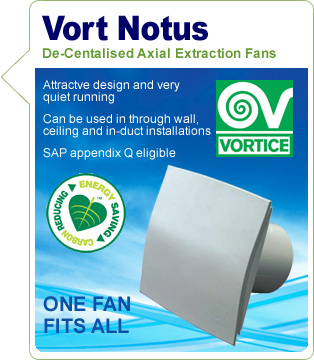 Vort NOTUS  - 3 Speed Extractor