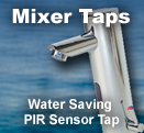 Low-Flow Mixer Tap with PIR Sensor