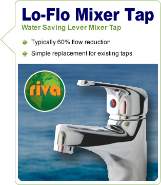 Low-Flow Monobloc Mixer